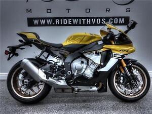 V2376NP - 2016 Yamaha YZFR1GY - *Financing Available