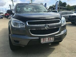2013 Holden Colorado RG MY13 LT DUAL CAB Grey Manual Utility Surfers Paradise Gold Coast City Preview