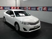 2014 Toyota Camry ASV50R Altise White 6 Speed Automatic Sedan Cardiff Lake Macquarie Area Preview