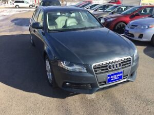 SOLD SOLD SOLD 2009 Audi A4 2.0T quattro AWD Skylight Roof