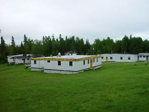 Hunting fishing camp/lodge for sale in Hearst-ON,drive-in