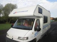 2001 CI AUTOROLLER 2 FIVE BERTH MOTORHOME FOR SALE