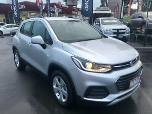 2018 Holden Trax TJ MY18 LS 6 Speed Automatic Wagon Lilydale Yarra Ranges Preview
