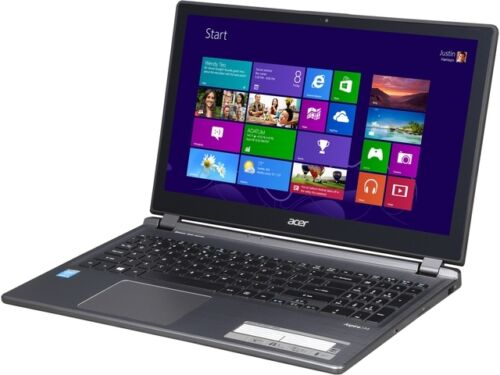 "Acer Notebook M5-583P-5859 15.6"" Intel Core i5 4210U (1.70GHz) 500GB HDD 6GB Mem"