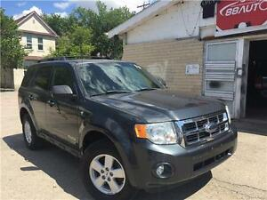 2008 Ford Escape XLT Mint Condition!! 4X4 !! New Safety!!!