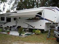 2011 Heartland fifth wheel 3580rl, 2006 Dodge Ram 3500 Diesel