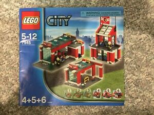 Lego City Fire Station and Fire Truck and Fire Boat Kitchener / Waterloo Kitchener Area image 2