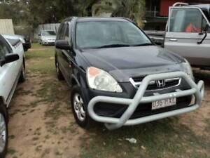 2004 Honda CR-V wagon - Offers welcome. Kensington Bundaberg Surrounds Preview