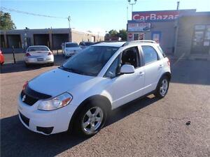 2010 SUXUKI SX4 ALL WHEEL DRIVE 4 CYL LOW PRICE EASY FINANCE