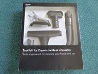 Tool Kit for Dyson Cordless Vacuums V6, DC58, DC59