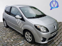 RENAULT TWINGO 1.2 TCE GT 3dr (silver) 2007
