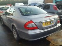 Mercedes E220cdi 2009 For Breaking
