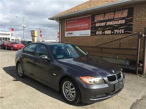 2007 BMW 3 Series 323i **ONLY 136 KMS***