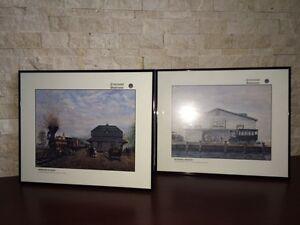 Centennial Depictions - Windsor Station...$10 ea or BOTH for $15