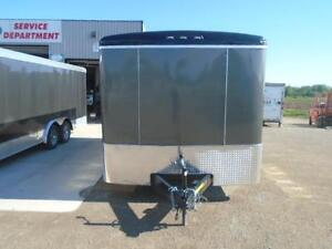GET MORE TRAILER FOR LESS $ 2017 ATLAS 8X16 CONSTRUCTION TRAILER London Ontario image 4