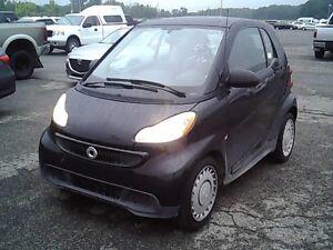smart fortwo 2013 only 73000km auto fully loaded 4500$