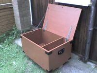 Storage Chest Ottoman Box - Heathrow