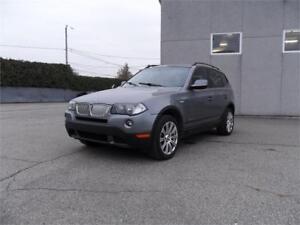 2010 BMW X3 30i XDRIVE TOIT PANORAMIQUE   ET BIEN ++++