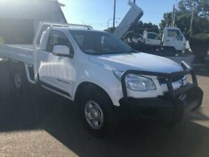 2014 Holden Colorado RG MY15 LS 6 Speed Sports Automatic Cab Chassis Clyde Parramatta Area Preview