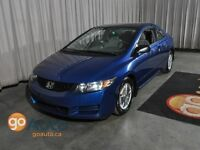 2011 Honda Civic DX-G 2dr Coupe
