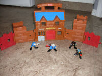 Fisher Price Cowboy Town