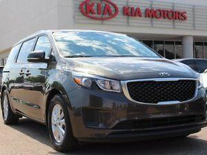 2017 Kia Sedona LX+, HEATED SEATS, BACKUP CAM, REAR CLIMATE CONT