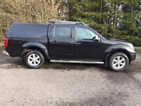 2008 58 NISSAN NAVARA 2.5 OUTLAW DCI NO VAT 4DR PICK UP 169 BHP DIESEL