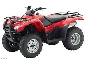1 Owner Honda 420 Rancher ES Finance/Winch Offer Only 222 miles
