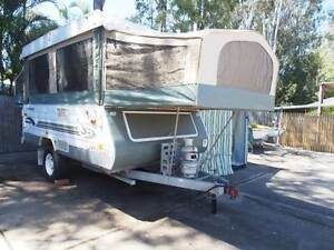 Jayco Eagle Outback $15,500.00   SOLD Thorneside Redland Area Preview