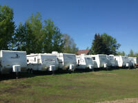 Holiday Trailers for Rent!