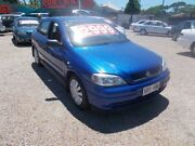 2004 Holden Astra TS Classic Electric Blue 5 Speed Manual Hatchback Alberton Port Adelaide Area Preview