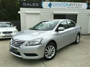 2015 Nissan Pulsar B17 Series 2 ST Silver Sedan Southport Gold Coast City Preview