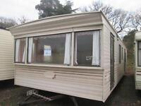 Static Caravan Mobile Home Cosalt Capri 35x12x2bed SC5205