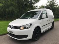 2011 11 VOLKSWAGEN CADDY NO VAT 1.6 C20 TDI COLOUR CODED BUMPERS ALLOYS SERVICE