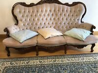 Italian furniture, very well maintained