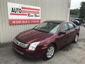 2006 Ford Fusion SE -- GARANTIE 1 AN/ 12 000 KMS --