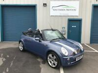 2006/06 Mini 1.6 Cooper Chilli Convertible