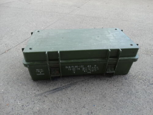Chinese Army Shovel Storage Box