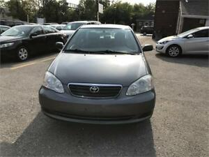 2008 Toyota Corolla , Certified , Clean Car, accident free,