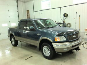 2003 Ford F-150 King Ranch Camionnette