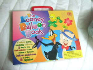 new The Looney Balloon Book Kit,2323