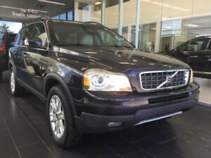 2007 Volvo XC90 3.2, HEATED LEATHER, AWD, ACCIDENT FREE