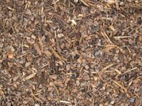 🌲🌳WOOD BARK TREE MULCH CHIPPINGS🌳🌲