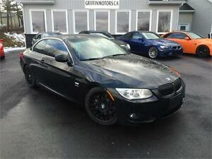 2011 BMW  335 is Convertible only 269 B/W