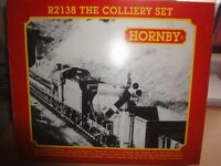 Limted edition Hornby R2138 The Colliery Set