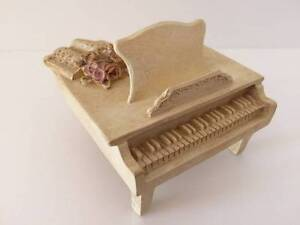 Vintage Miniature Piano Business Card Holder Alexandria Inner Sydney Preview