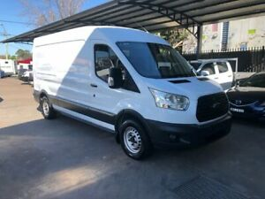 2014 Ford Transit VO MY14.5 350L LWB Mid Roof White 6 Speed Manual Van Bankstown Bankstown Area Preview