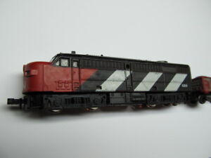 N scale trains/track-bed/Misc items/locos.......