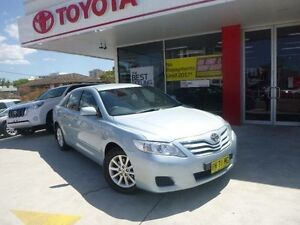 2011 Toyota Camry ACV40R 09 Upgrade Altise Arctic Frost 5 Speed Automatic Sedan Allawah Kogarah Area Preview