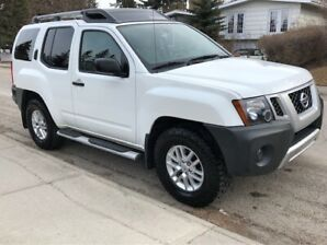 2014 Nissan Xterra excellent condition